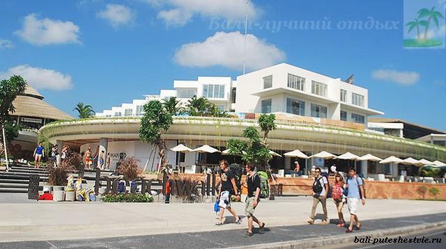 Кута Бали Торговый центр Дискавери
