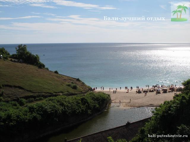 Пляж на Индийском океане