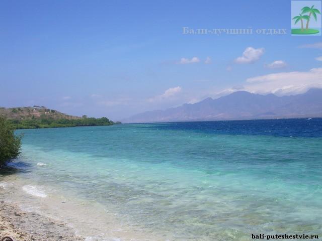 Бали Яванский пролив