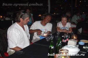 Мой друг на Бали Антойо и его жена Харуго
