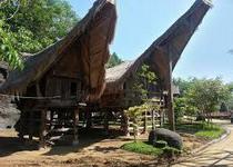 Парк Таман нуса на Бали