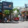 Улица Легиан в Куте Бали