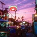 Вечерняя Кута Бали