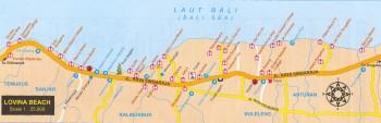 Ловина самый молодой курорт Бали