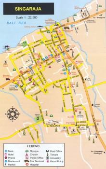 Сингараджа древняя столица Бали