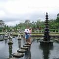 Королевская резиденция, Водный парк Бали