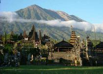 Главный храм Бесаких на Бали