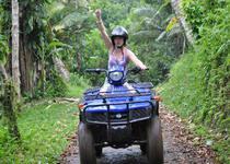 Активный тур на Бали - сафари на квадроциклах