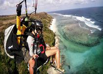 Полет над островом Бали