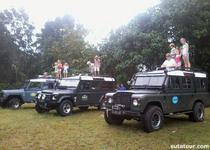Джип сафари очень увлекательная экскурсия на Бали