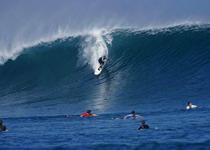 Серфинг на Бали - катание на волнах