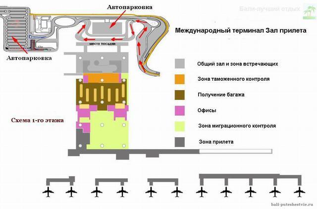принадлежащих аэропорту не