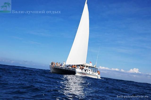 парусная яхта Аристократ