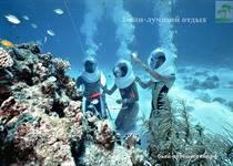 Прогулки под водой на Бали