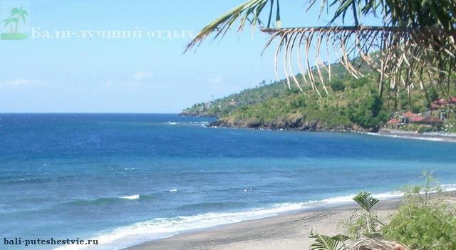 Бали - побережье
