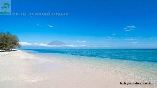 пляж Гили - отдых на Гили