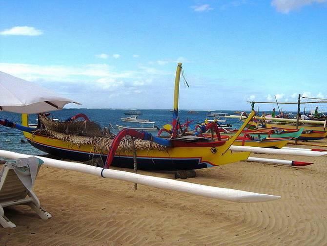 Пляж Санур Бали