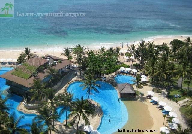 Отель Гранд Никко на Бали