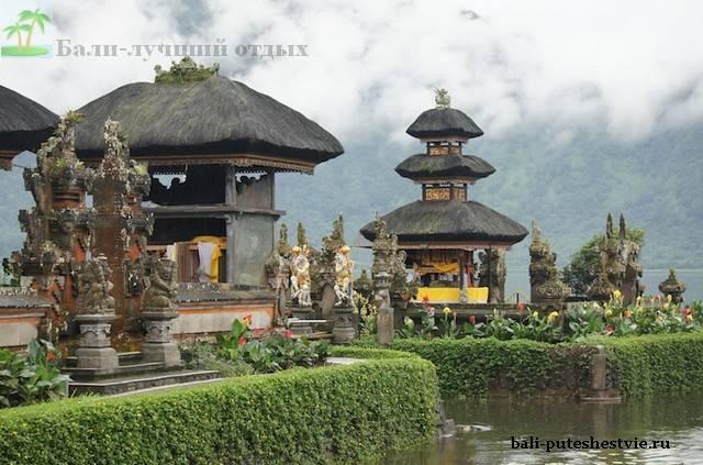 Храм Улун Дану Бали