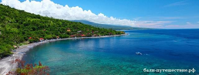 Пляж Амед Бали