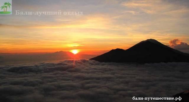 восход солнца на Батуре