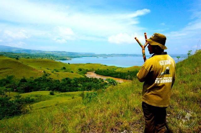 Национальный парк острова Комодо