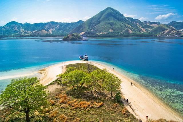 Путешествие остров Комодо
