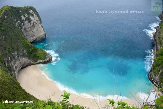 остров Нуса-Пенидия