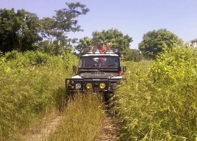 Бали джип сафари