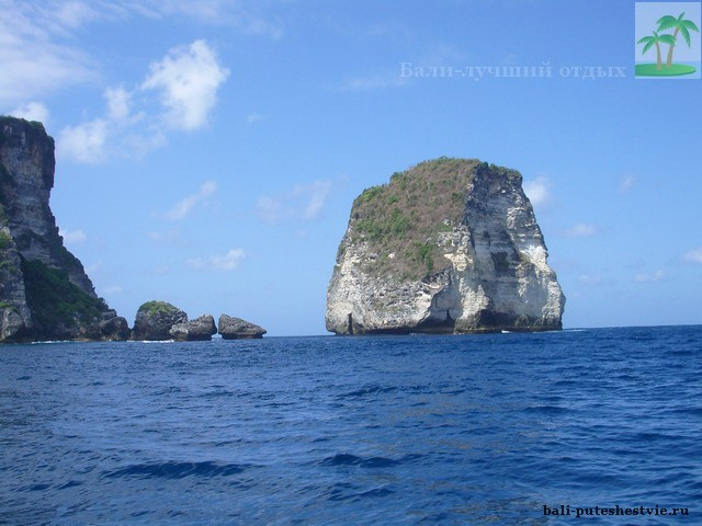 Возле о Бали