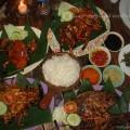 Кухня Бали блюда национальной кухни