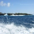 море возле острова Бали