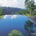 Вид из отеля Бали