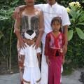 традиционная одежда балийцев